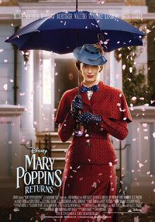 Disney's Mary Poppins Returns Poster 4