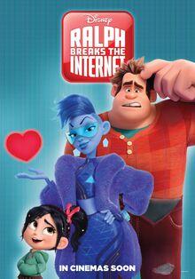 Disney's Ralph Breaks the Internet Poster 9