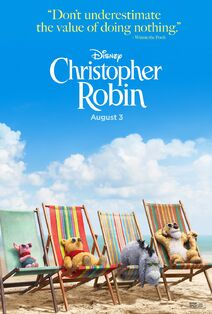 Disney's Christopher Robin Poster 2