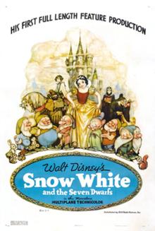 220px-Snow White 1937 poster