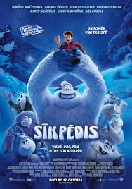 Smallfoot Latvian Poster