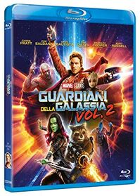 Marvel Studios' Guardians of the Galaxy Vol. 2 Italian Blu-Ray Poster