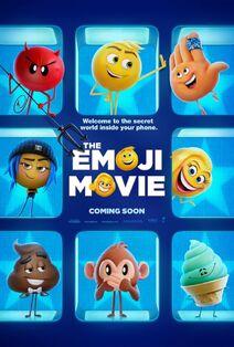 The Emoji Movie Poster 2