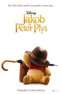 Disney's Christopher Robin Danish Teaser Poster