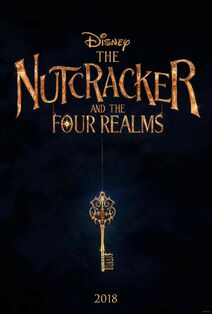 Disney's The Nutcracker and the Four Realms Teaser Poster