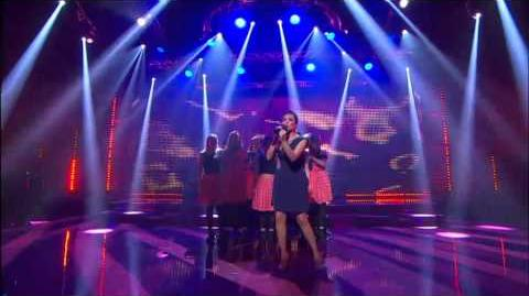 TV3 - Oh Happy Day - Amarcord & Gisela - Vol volar