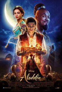 Disney's Aladdin 2019 Vietnamese Poster