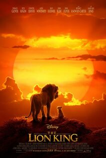 Disney's The Lion King 2019 Poster