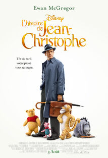 Disney's Christopher Robin Canadian French Poster
