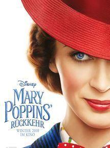 Disney's Mary Poppins Returns German Teaser Poster