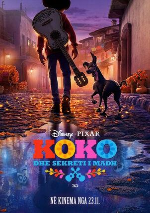 Koko dhe sekreti i madh