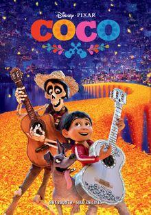 Pixar's Coco Spanish Poster 4