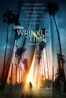 Disney's A Wrinkle in Time 2018 Teaser Poster