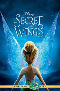 Disney's Tinker Bell and the Secret of the Wings Poster 2