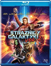 Marvel Studios' Guardians of the Galaxy Vol. 2 Polish Blu-Ray Poster