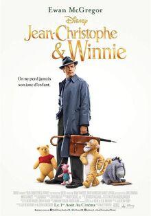 Disney's Christopher Robin European French Poster