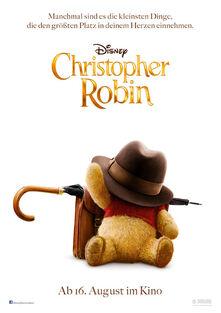 Disney's Christopher Robin German Teaser Poster