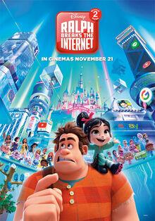 Disney's Ralph Breaks the Internet Poster 7