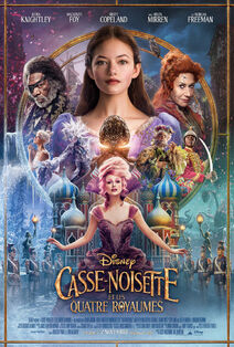 Disney's The Nutcracker and the Four Realms Canadian French Poster