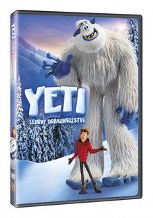 Smallfoot Czech DVD Poster