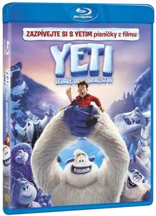 Smallfoot Czech Blu-Ray Poster