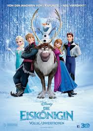 Frozen German Poster 2