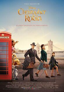 Disney's Christopher Robin European Spanish Poster