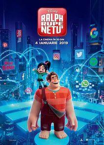 Disney's Ralph Breaks the Internet Romanian Poster 3