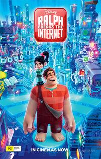 Disney's Ralph Breaks the Internet Poster 3
