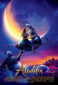 Disney's Aladdin 2019 Malaysian Poster