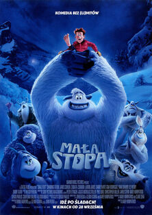 Smallfoot Polish Poster 2