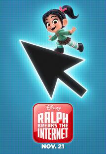 Disney's Ralph Breaks the Internet Poster 6