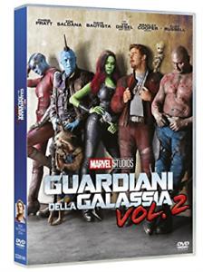 Marvel Studios' Guardians of the Galaxy Vol. 2 Italian DVD Poster