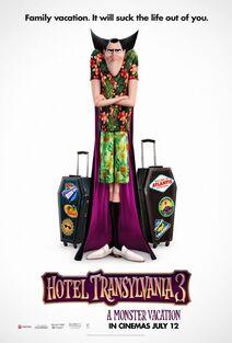 Hotel Transylvania 3 A Monster Vacation Teaser Poster