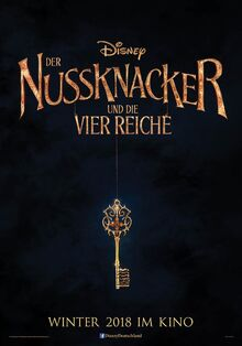 Disney's The Nutcracker and the Four Realms German Teaser Poster