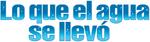 Flushed Away - logo (Latin American Spanish)