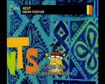 SpongeBob SquarePants - title card (Albanian, Comedy Central Extra)
