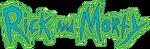 Rick and Morty - logo (English)