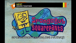 SpongeBob SquarePants - title card (Romanian, Comedy Central Extra)