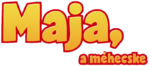 Maya the Bee (2012) - logo (Hungarian)