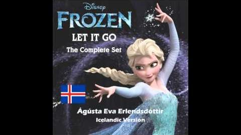 Let It Go (song) - Icelandic