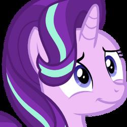 Starlight Glimmer (My Little Pony Friendship Is Magic) - head