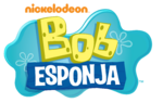 SpongeBob SquarePants - 2009 logo (Portuguese and Spanish)