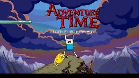Adventure Time intro (Italian)