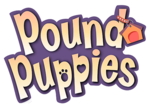 Pound Puppies (2010) - logo (English)