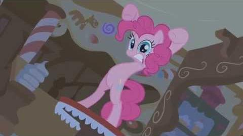 S01E09 Je to čarodějnice; zpívá Pinkie Pie (Evil Enchantress Song; Pinkie Pie's rendition) Czech