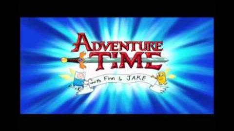 Adventure Time - theme song (Malay)