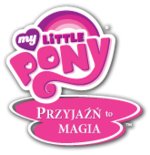 My Little Pony Friendship Is Magic - demo logo (Polish)
