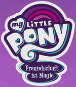 My Little Pony Friendship Is Magic - logo (German, season 7)