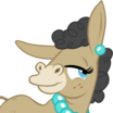 Mulia Mild (My Little Pony Friendship Is Magic) - head